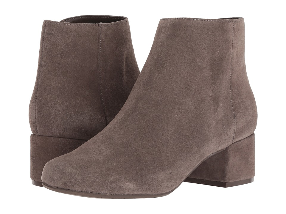 Kenneth Cole Reaction Road Stop (Dark Taupe Suede) Women's Shoes