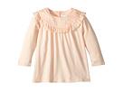 Chloe Kids Modal Cotton Jersey T-Shirt w/ Ruffles (Infant)