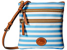 Dooney & Bourke Dooney & Bourke Sullivan North/South Triple Zip