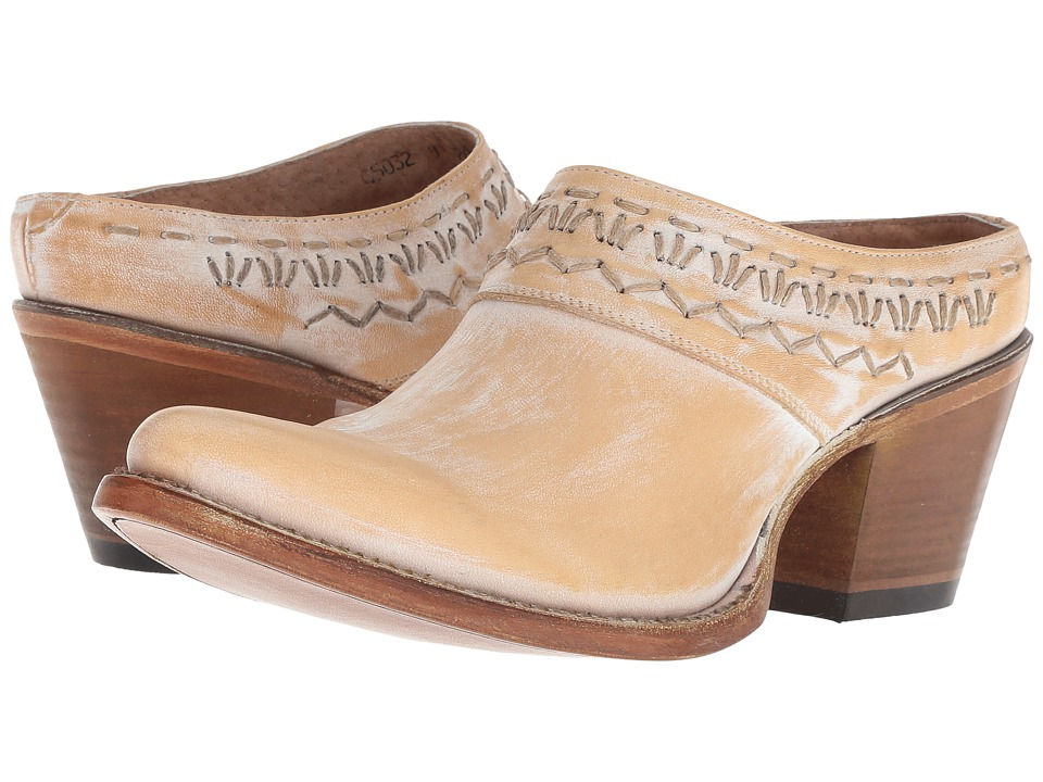 Corral Boots Q5032 (White) Women's Cowboy Boots