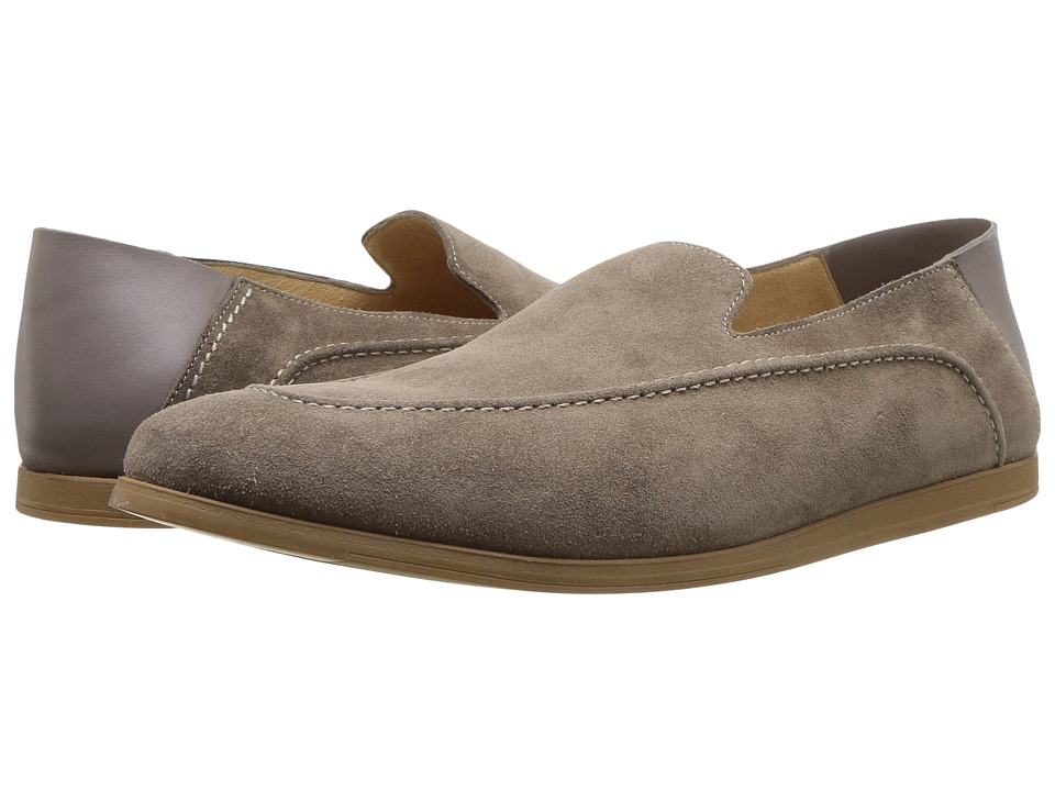 Kenneth Cole New York - Place Slip-On (Taupe) Mens Slip on  Shoes