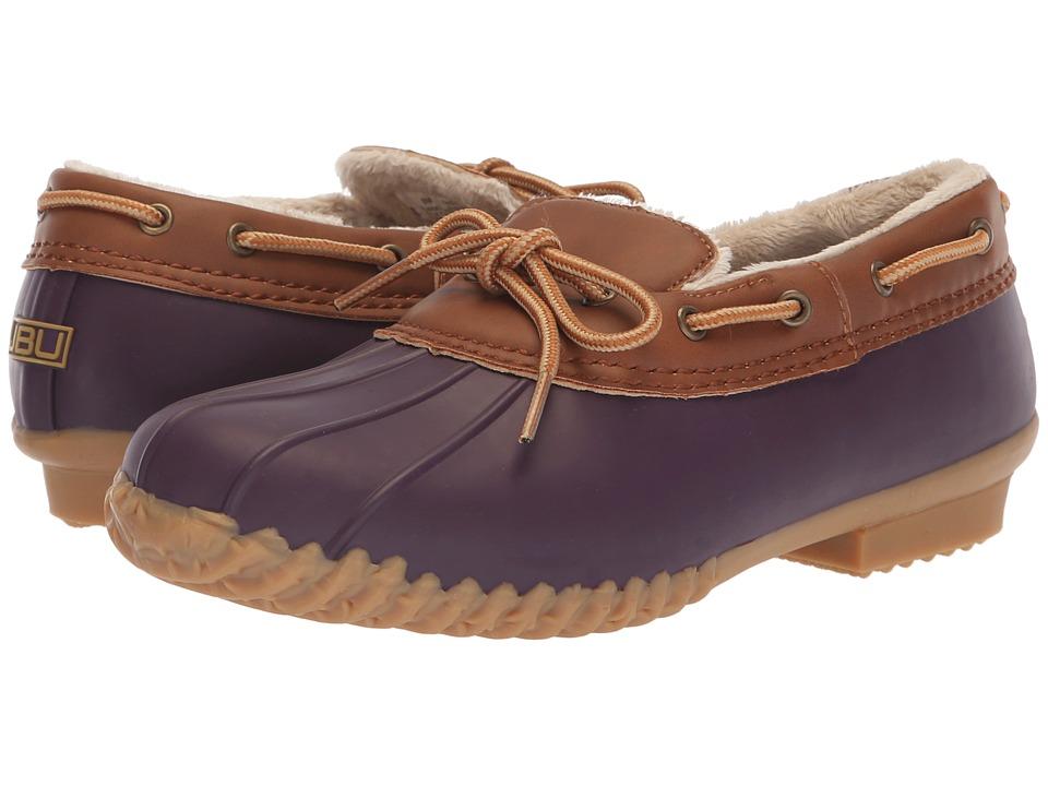 JBU Gwen (Plum/Whiskey) Slip-On Shoes