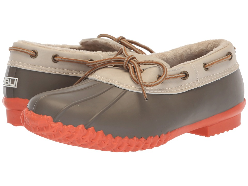 JBU Gwen (Taupe/Coral) Slip-On Shoes