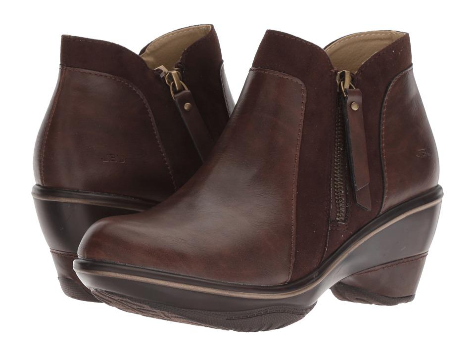 JBU Pilot - Encore (Brown) Women's Shoes