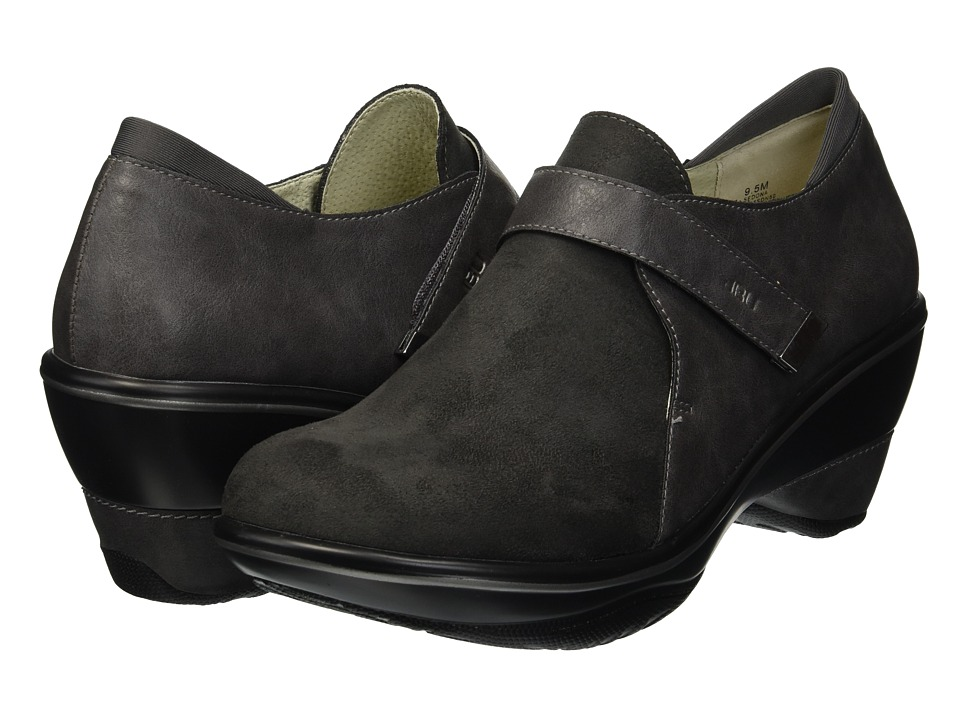 JBU Sedona (Charcoal) Slip-On Shoes
