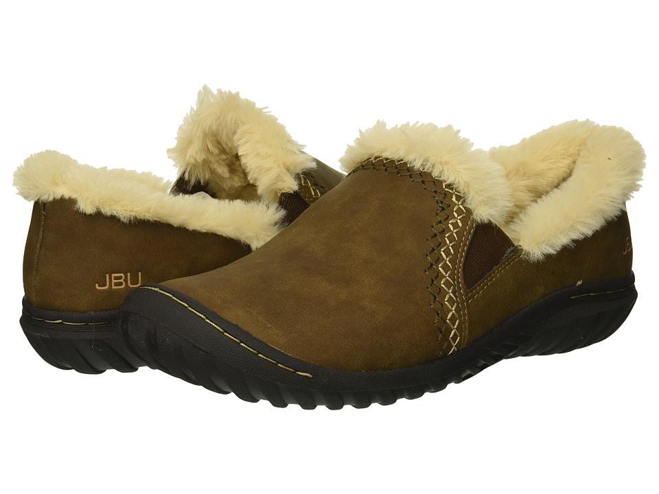 JBU Willow (Brown) Women's Shoes