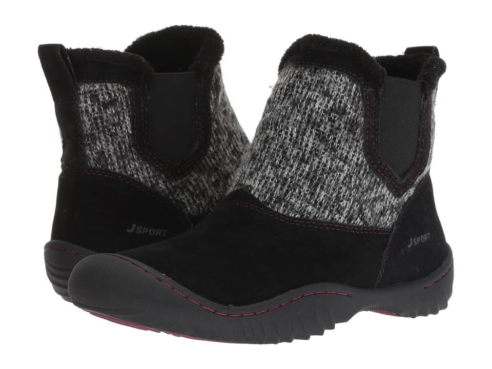 JBU Kendall (Black) Women's Shoes