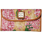 Dooney & Bourke Dooney & Bourke Hydrangea Basket Weave Continental Clutch