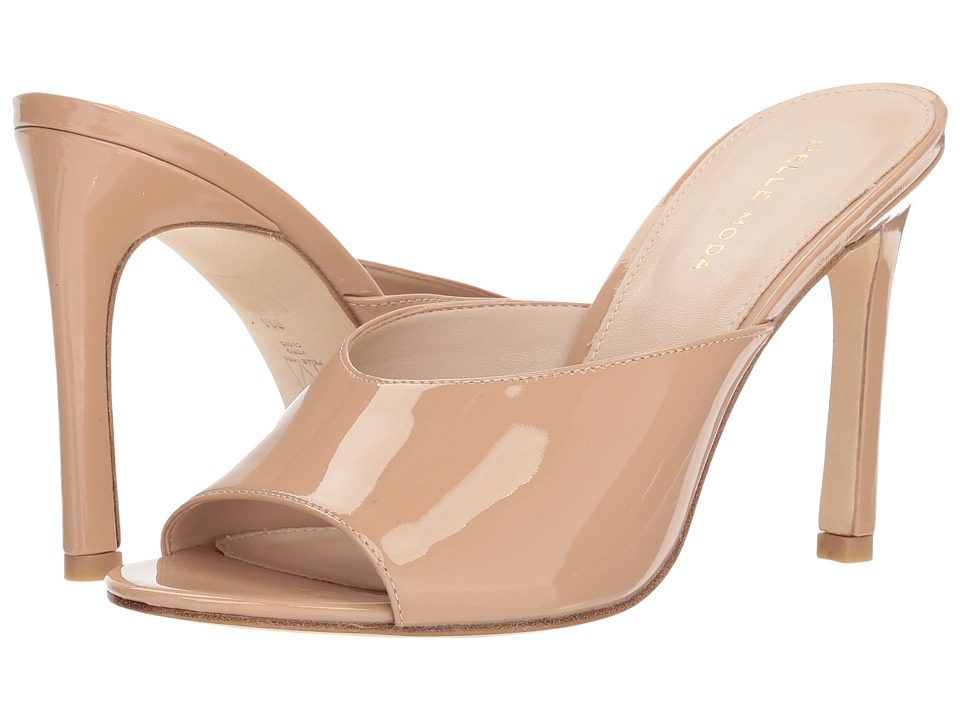 Pelle Moda Ella (Blush Patent) Women's Shoes