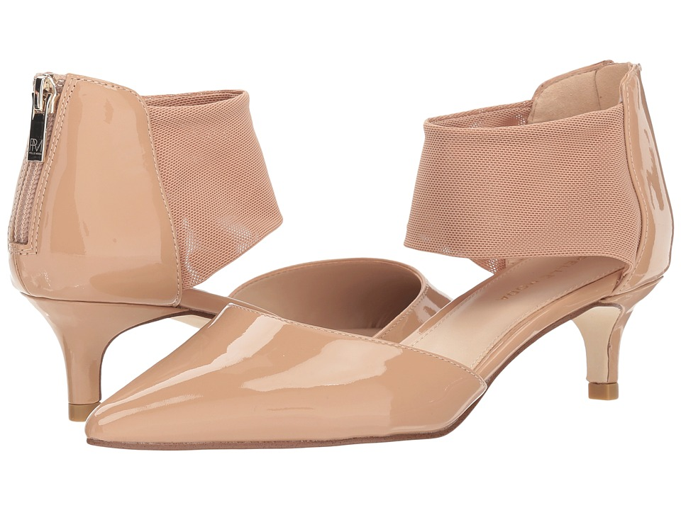 Pelle Moda Dezi (Blush Patent) Women's Shoes