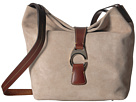 Dooney & Bourke Dooney & Bourke Derby Suede Crossbody Hobo