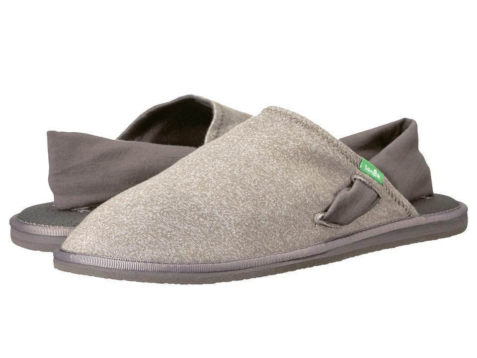 Sanuk Yoga Sling Cruz (Heather Charcoal) Women's Shoes