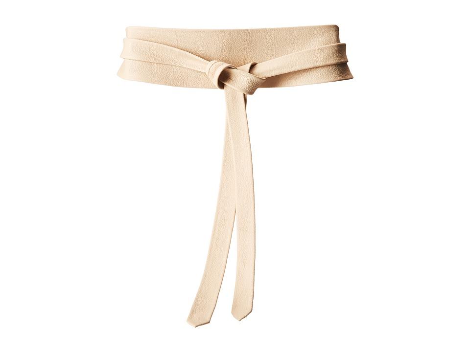 ADA Collection - Obi Classic Wrap (Bone) Womens Belts