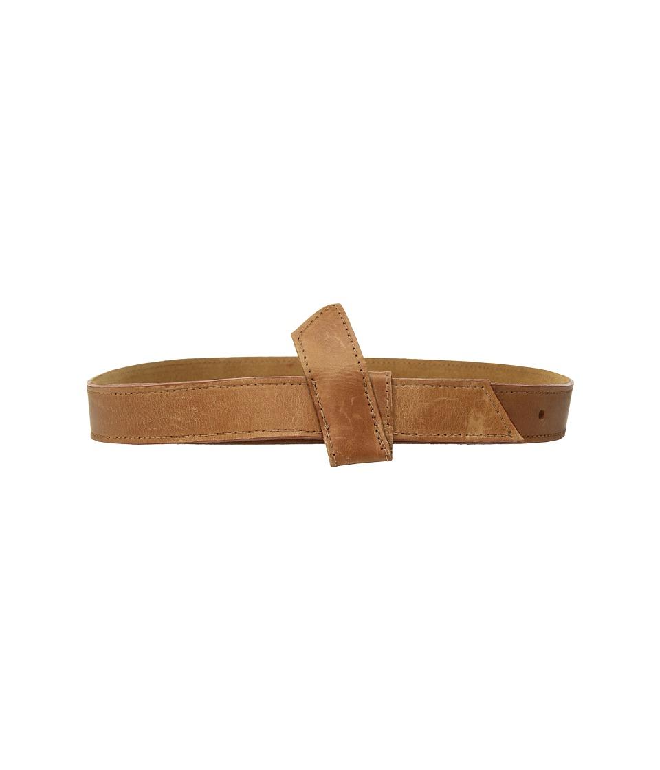 ADA Collection - Phoebe Belt (Cognac) Womens Belts