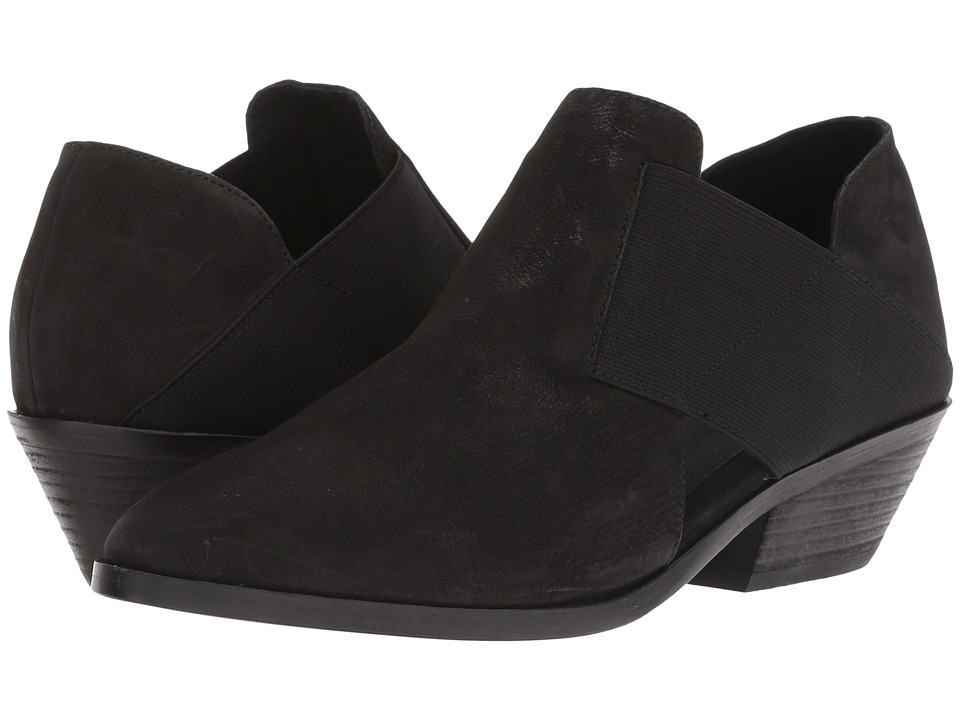 Eileen Fisher Perry (Black Nubuck) Women's Shoes