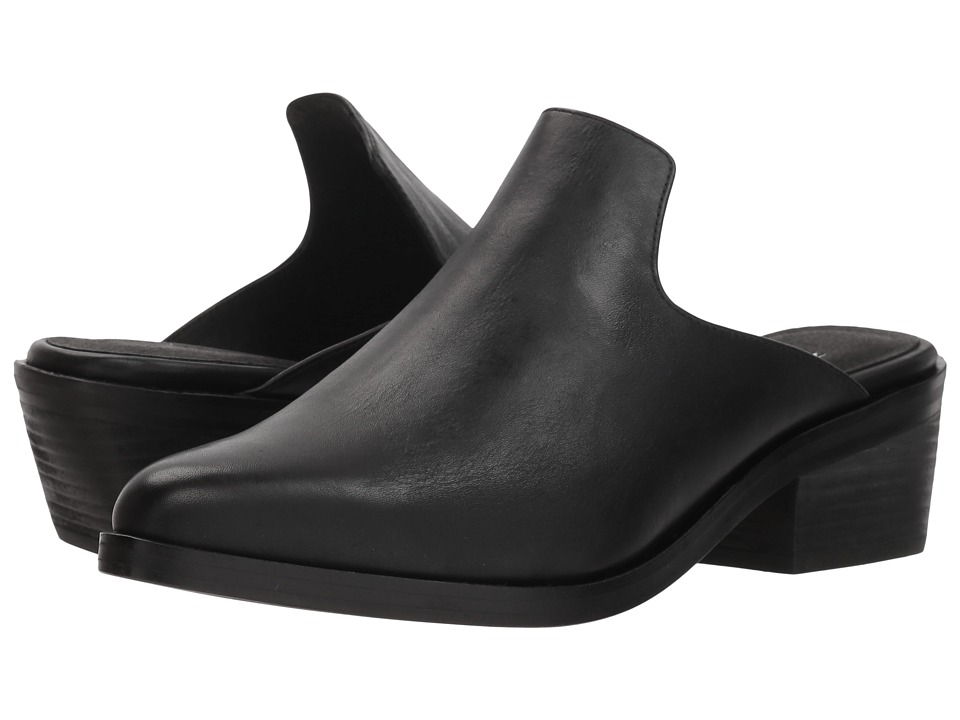 Eileen Fisher First (Black Leather) Women's Shoes