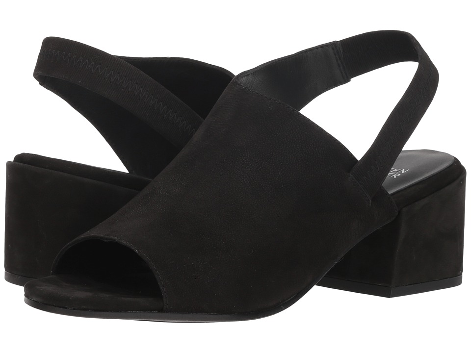 Eileen Fisher Leigh (Black Nubuck) Women's Shoes