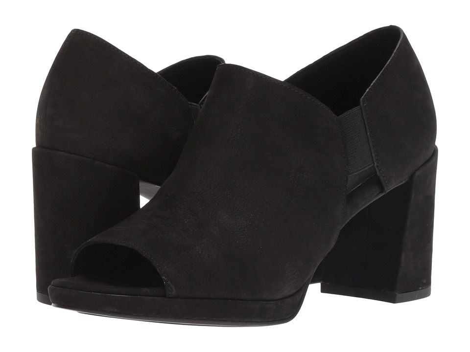 Eileen Fisher Milton (Black Nubuck) Women's Shoes
