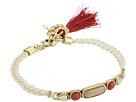 Lucky Brand Lucky Brand Set Stone Rope Bracelet