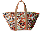 M Missoni Mermaid Print Tote