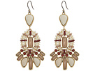 Lucky Brand Lucky Brand Seed Bead Statement Earrings
