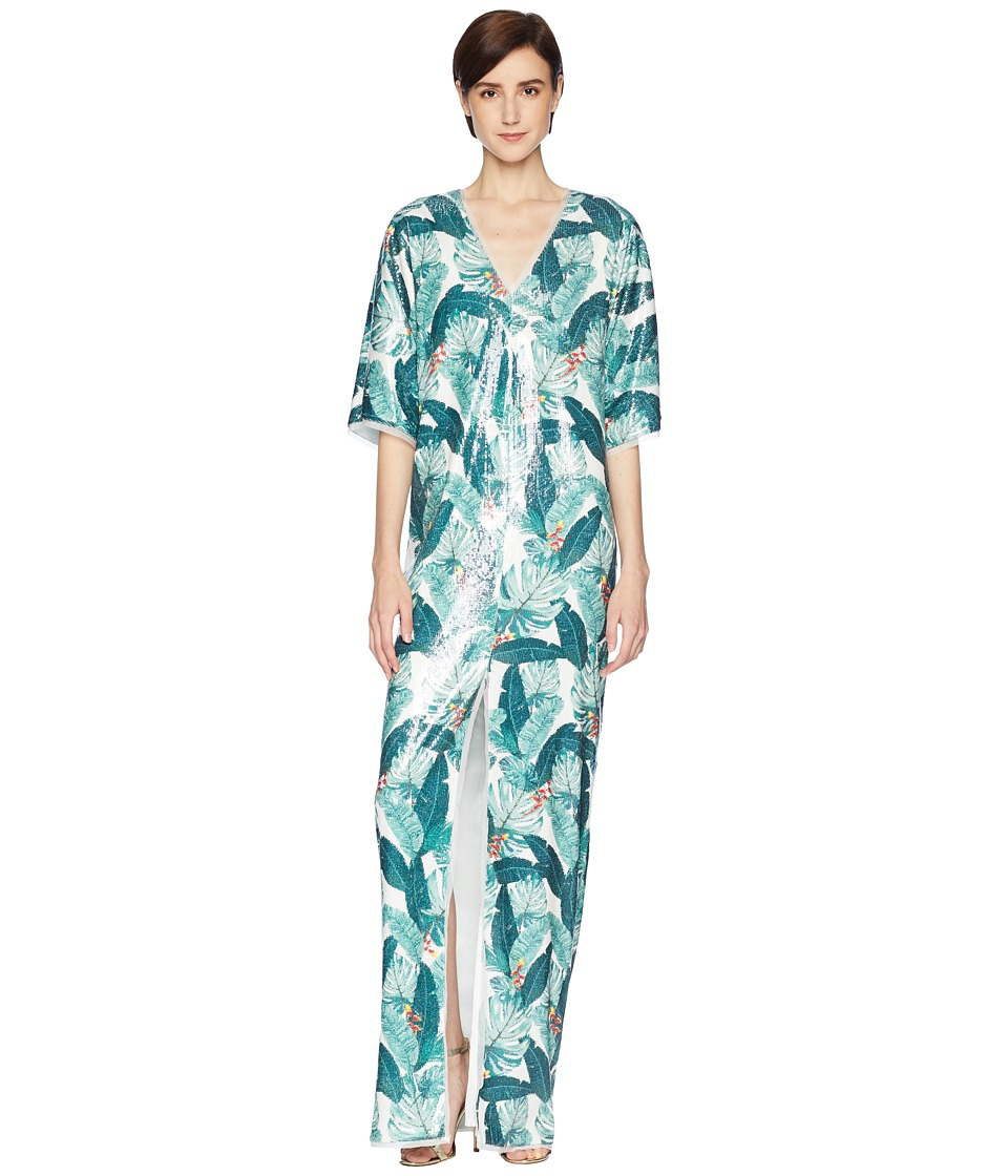 Rachel Zoe - Autumn Gown (Multi) Womens Dress