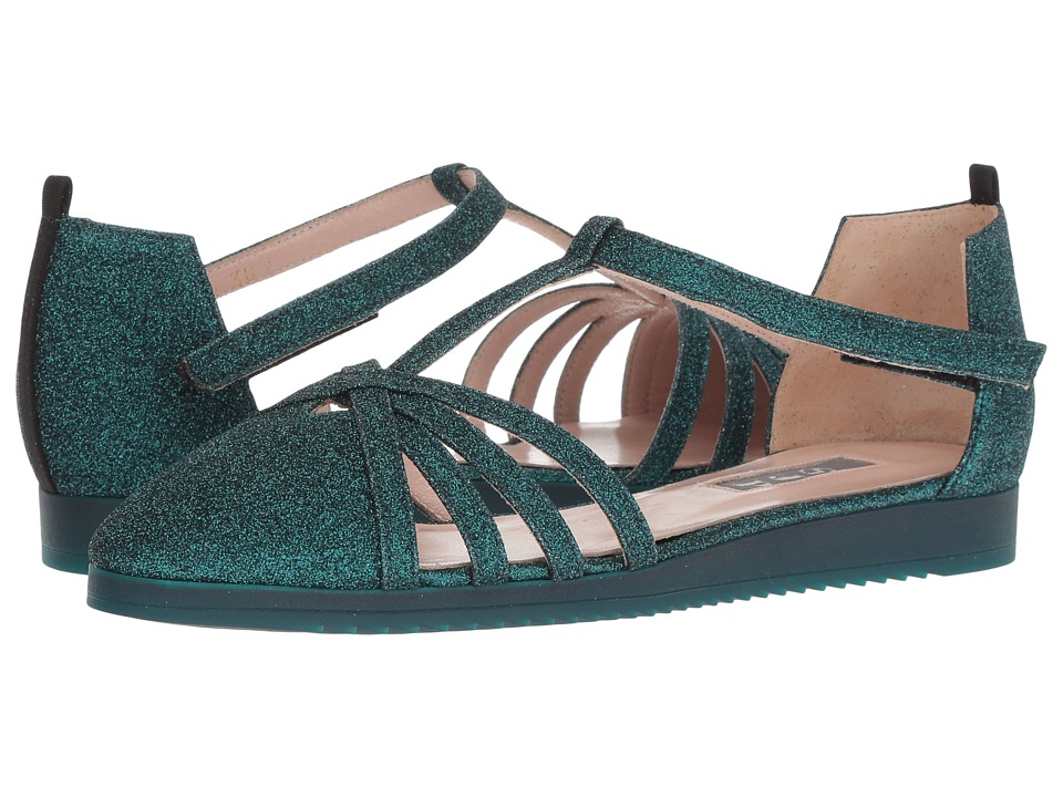 SJP by Sarah Jessica Parker Meteor (Give Teal Glitter) Women's Shoes