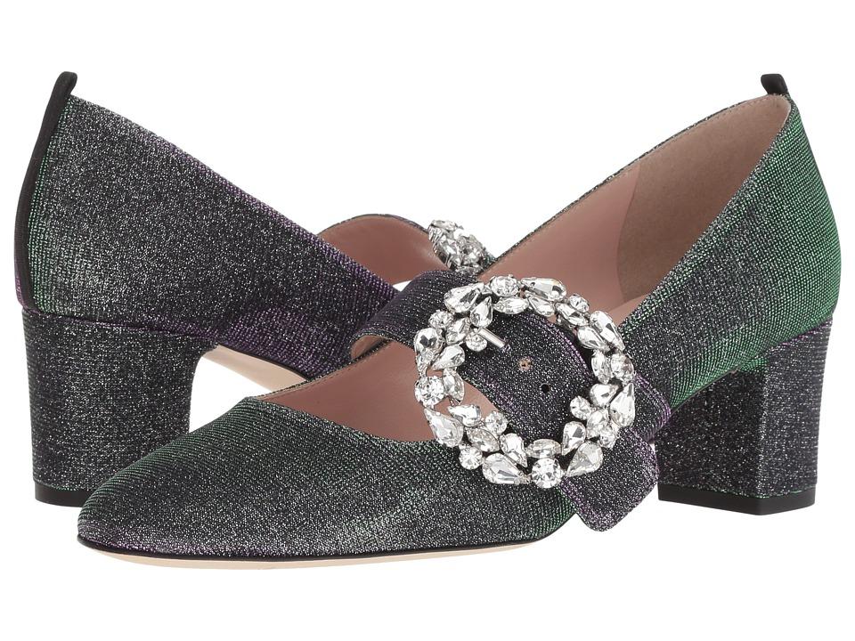SJP by Sarah Jessica Parker Cosette (Silver Glow) Women's Shoes
