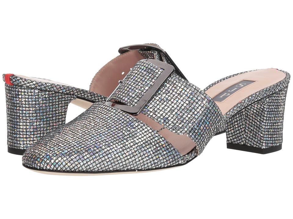 SJP by Sarah Jessica Parker Hita (Silver Scintillate) Women's Shoes