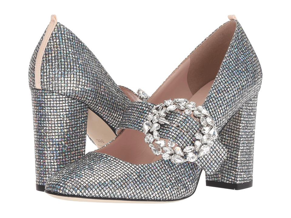 SJP by Sarah Jessica Parker Celine (Silver Scintillate) Women's Shoes