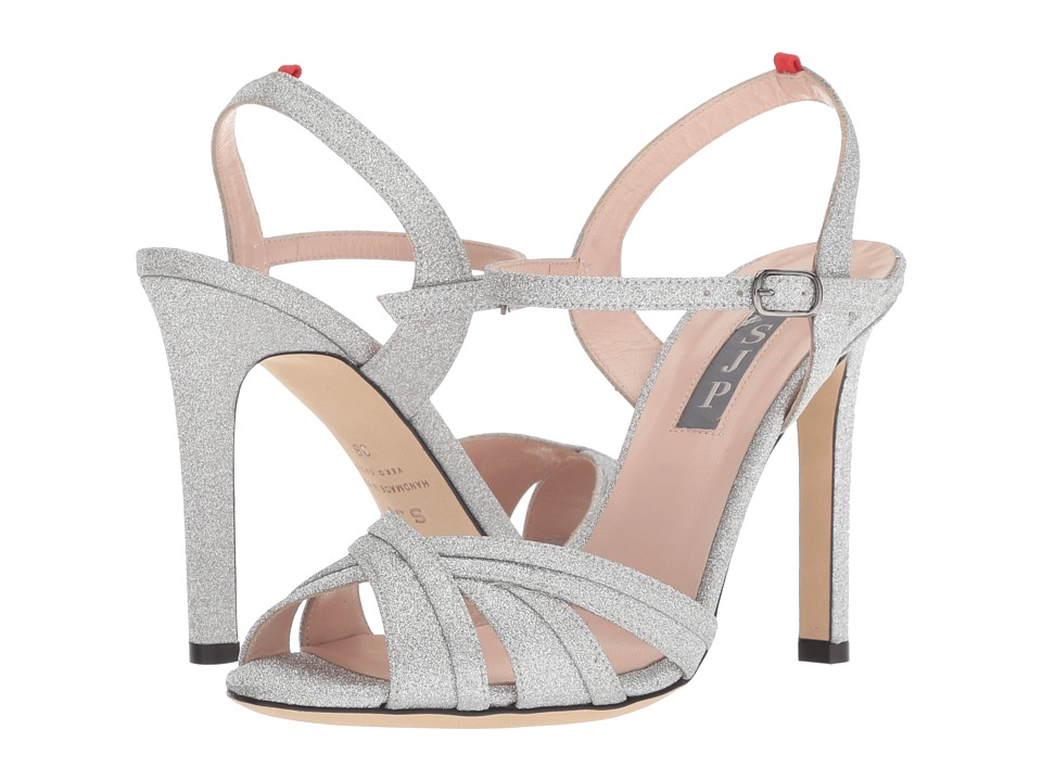 SJP by Sarah Jessica Parker Cadence (Frost Glitter) Women's Shoes