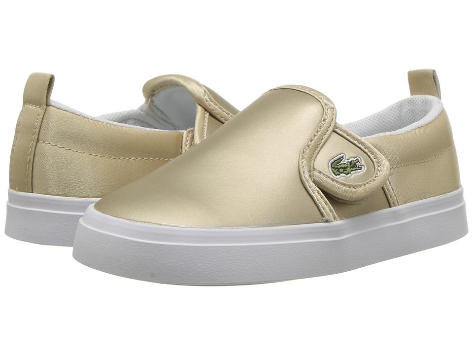 lacoste shoes gold croc background ppt menarik