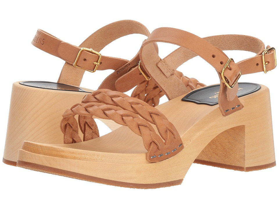 Swedish Hasbeens Tanja (Nature) Sandals
