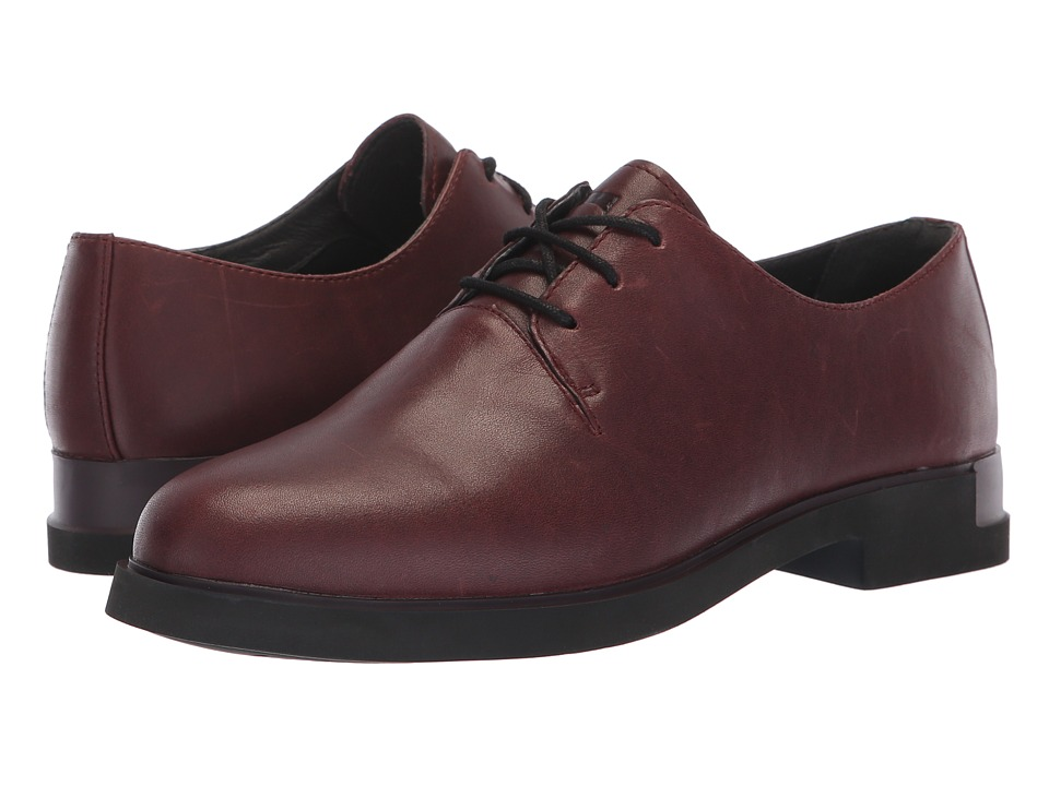 Camper Iman - K200685 (Burgundy) Women's Shoes