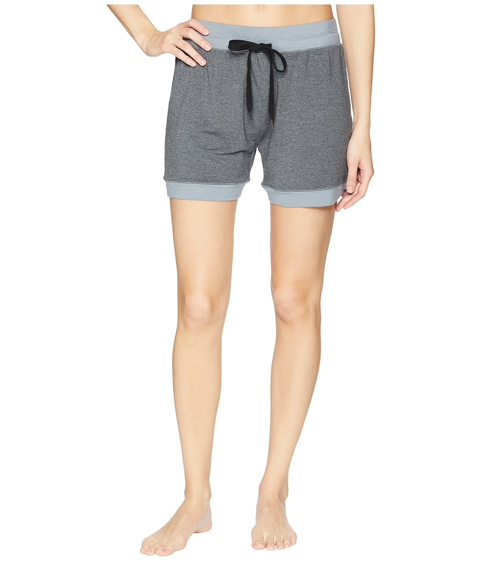 Felina - Jamie Marl Terry Shorts (Trade Winds) Womens Pajama