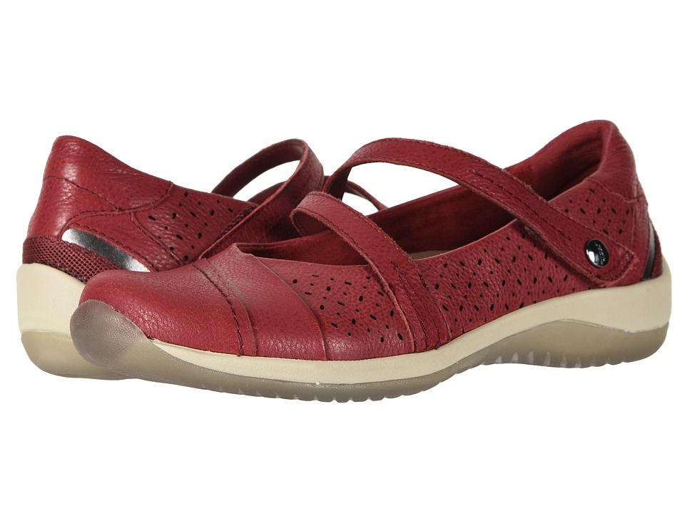 Earth Newton (Garnet Old) Women's Shoes