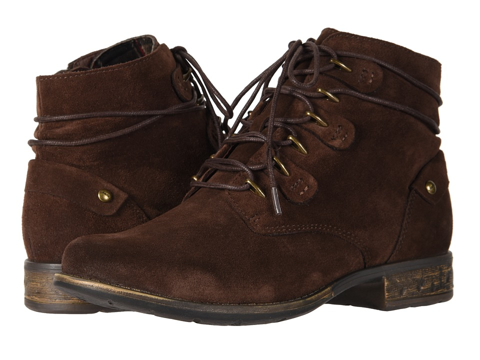 Earth Boone (Bark Suede) Women's  Boots