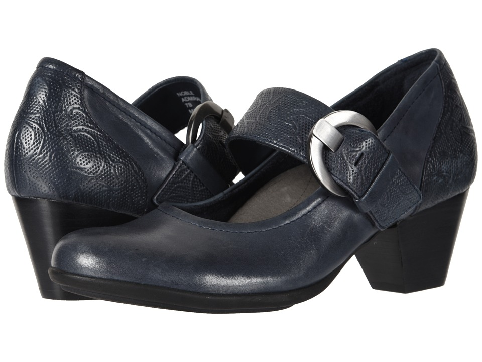 Earth Noble (Admiral Blue Soft Calf) Women's Shoes