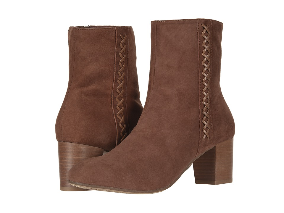 Earth Sparta (Cinnamon Suede) Women's Pull-on Boots