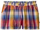Tommy Hilfiger Kids Plaid Soft Shorts (Big Kids)
