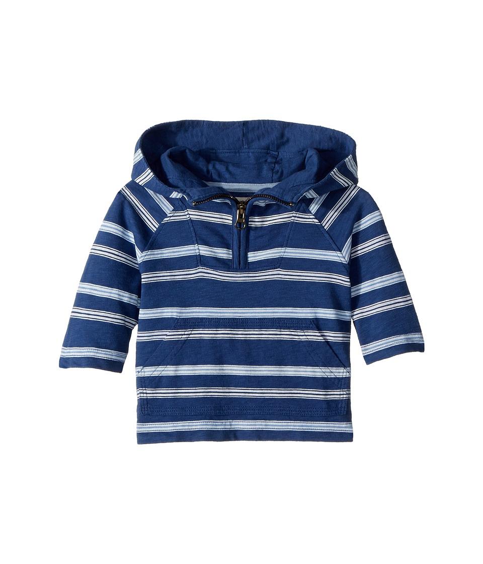 Sam Edelman Kaylan Hoodie (Infant) (Blue) Boy's Sweatshirt