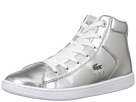 Lacoste Kids Carnaby Evo Mid 318 (Little Kid)