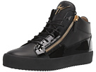 Giuseppe Zanotti May London Color Block Mid Top Sneaker