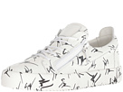 Giuseppe Zanotti May London Graffiti Low Top Sneaker