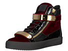 Giuseppe Zanotti May London 2 Bar High Top Sneaker