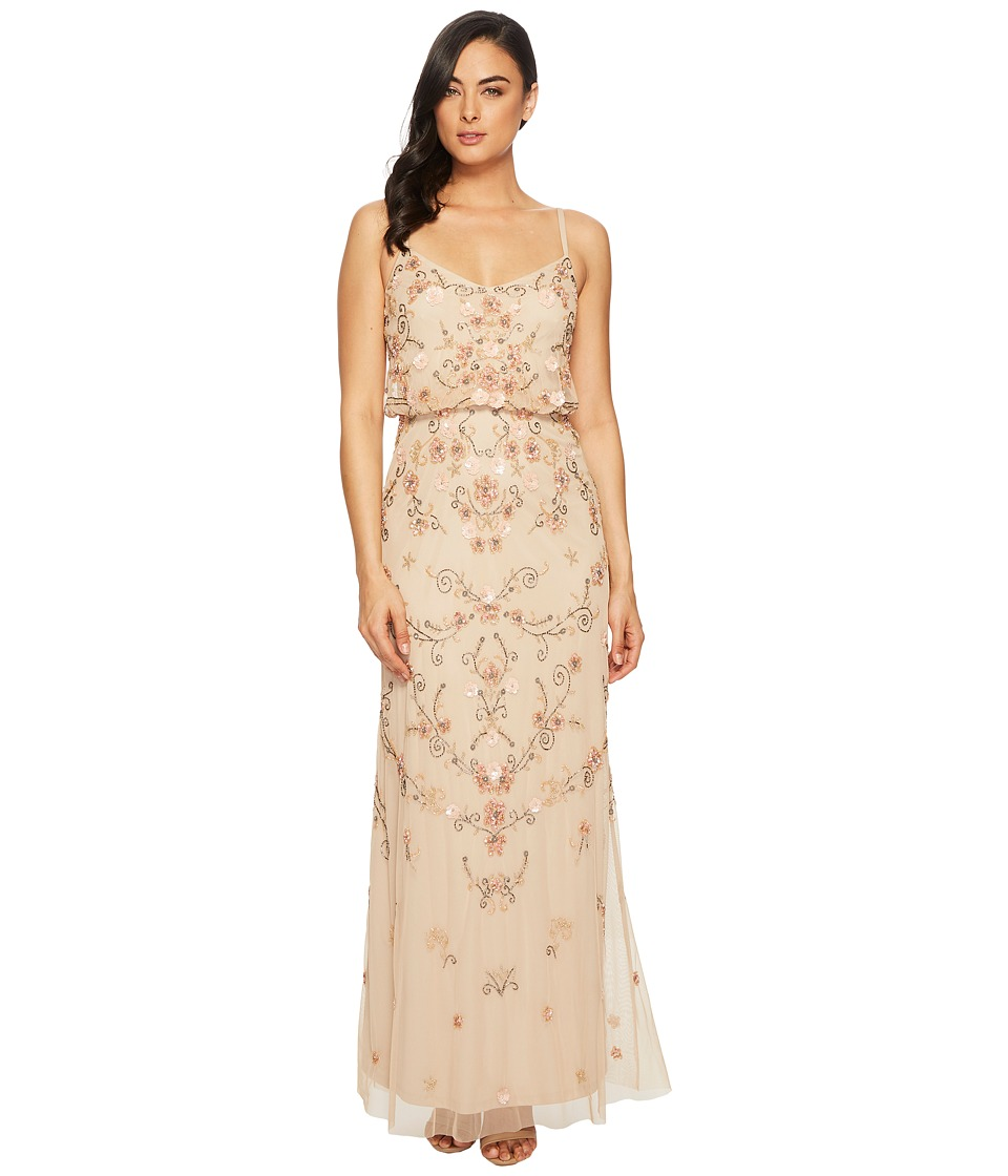 Adrianna papell champagne dress | Women\'s Dresses & Skirts | Compare ...