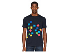 Paul Smith Cubes Regular Fit T-Shirt