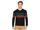 Paul Smith Paul Smith Cotton/Merino Striped Sweater