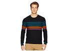 Paul Smith Cotton/Merino Striped Sweater