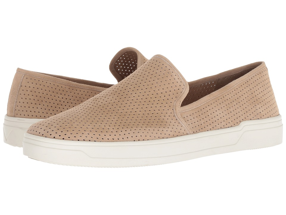 Via Spiga Galea 5 (Soft Nude Suede) Slip-On Shoes